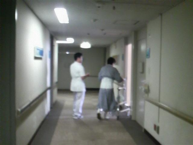闘病日記5-1(<br />  術後2日目爽やかな秋だ〜〜)