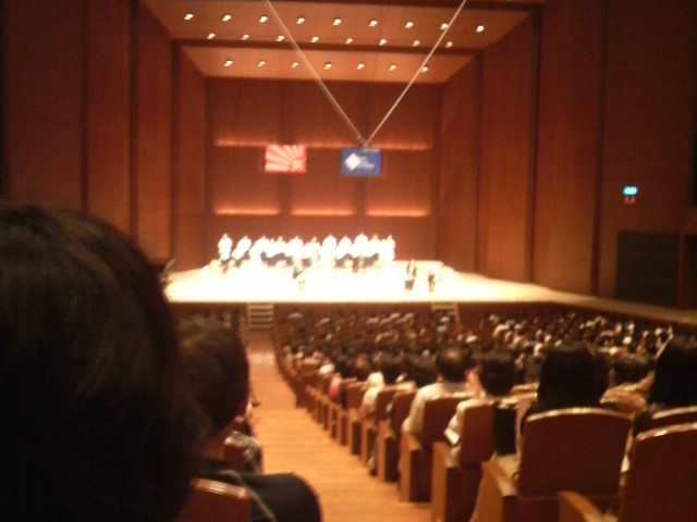 第66回九州合唱コンクール一般の部金賞