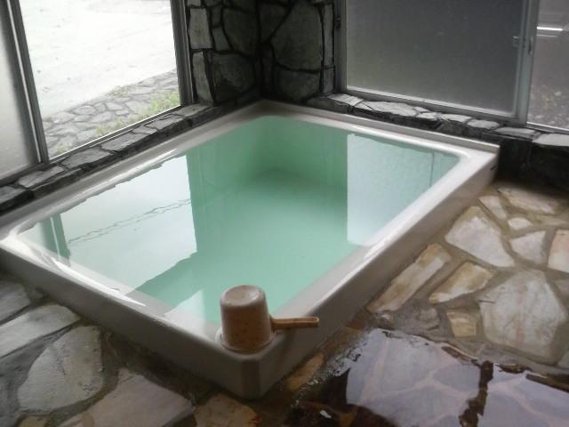 「望岳荘」のお風呂改修工事完了
