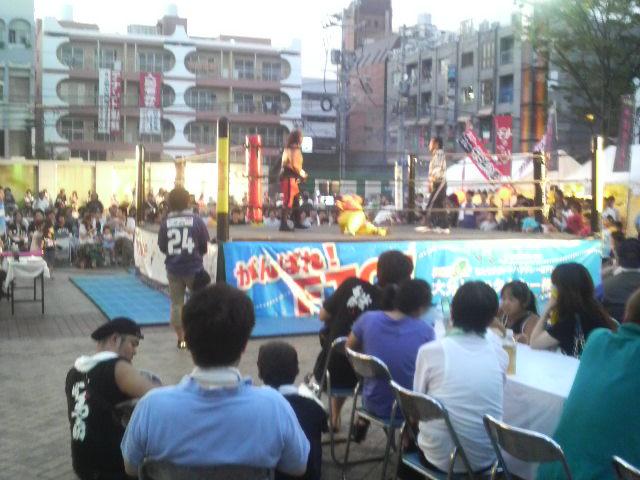 都町夏祭り2011
